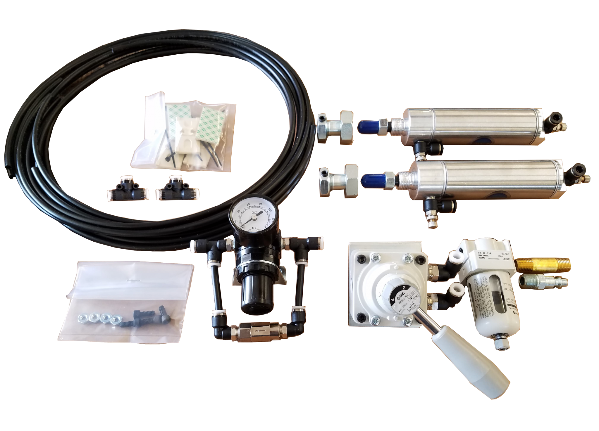 Air Cylinder Conversion Kit